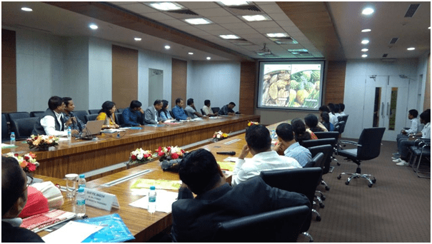 Seminar on Value Edition of GI Product at NEDFi House, Guwahati March 2018